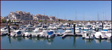 Ayamonte puerto pesquero