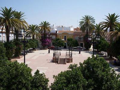 Bonares Plaza de España