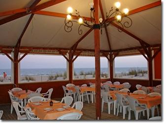 Chiringuito el Brizo en Isla Cristina Huelva