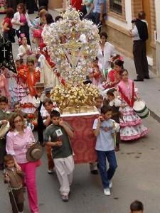 Cruces de Bonares 2017, Verbena, Romería, Programación ..