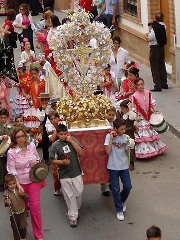 Cruces Chicas de Bonares