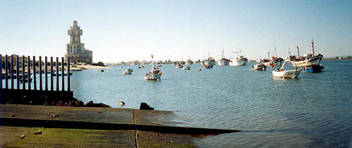 Faro de Isla Cristina