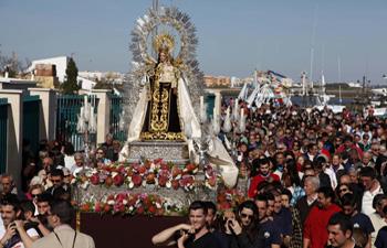 Programación Isla Cristina Fiestas del Carmen de 2016