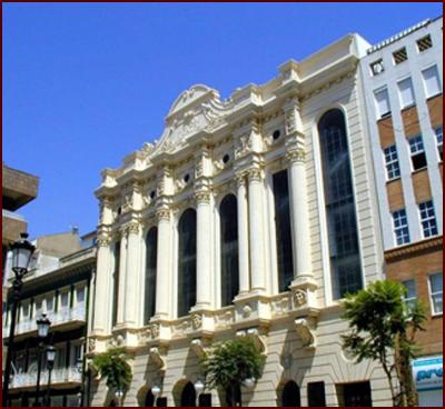 Programación Verano Gran Teatro de Huelva