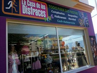 La Casa de los Disfraces Huelva