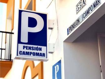 Hostal – Pensión CampoMar en Cartaya Huelva