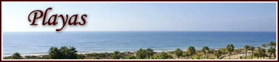 Playas islantilla