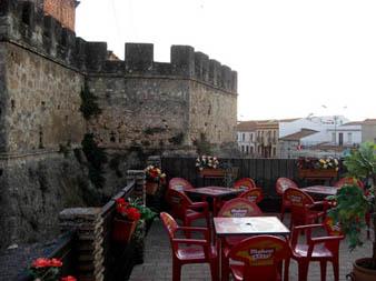 Restaurante – Brasería Las Almenas Niebla ( Huelva )