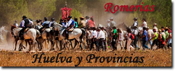 Romerias en Huelva y Provincia