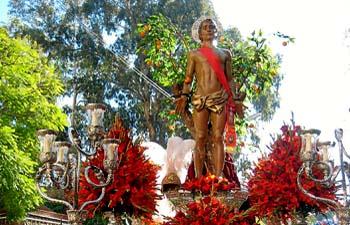 Fiestas Patronales de San Sebastián  Huelva – Conciertos