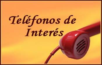 Teléfonos de Interés en Huelva