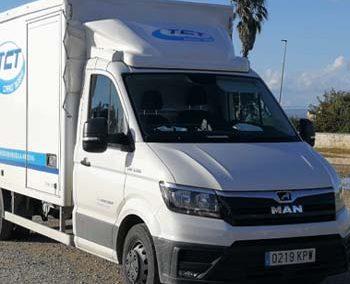 Transportes de Mercancias Caro Teba Huelva – La Palma del Condado