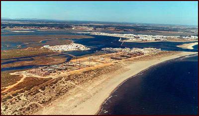 playas Punta del Moral