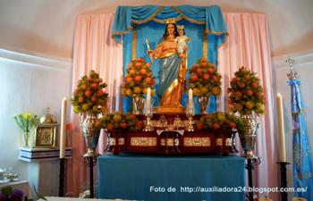 Romeria del Pozo del Camino Maria Auxiliadora 2016