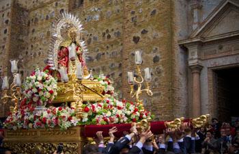 Romería y Fiesta en Honor Ntra Sra de La Coronada Calañas 2020
