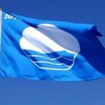 Ocho banderas azules en la costa onubense.