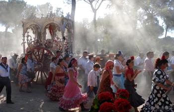 Huelva y todos sus pueblos se van de Romeria..
