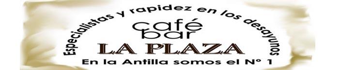 Bar - Cafetería La Plaza en La Antilla Lepe