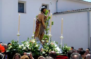 Jabugo Fiestas en Honor a San Juan Bautista 2017