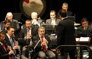 Banda Sinfónica Municipal de Huelva Con Duende Andaluz