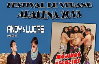 Festival de Verano Aracena 2015