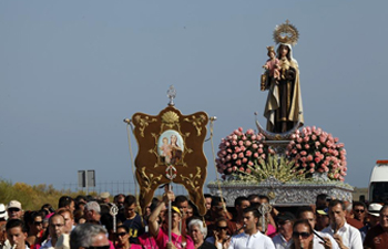 Fiestas Virgen del Carmen Ayamonte 2017