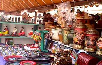 Mercado Artesanal SantaPura La Antilla