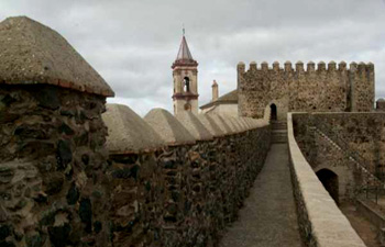 Castillo Cumbres Mayores