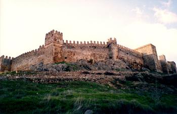 Castillo Santa Olalla