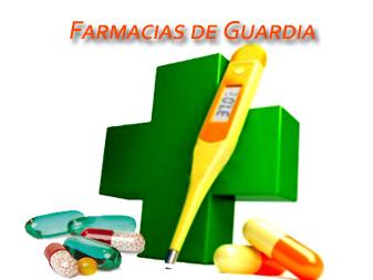 Farmacias de Guardia en Huelva y Provincia
