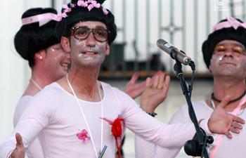 El carnaval cartayero arranca este sábado con el pregón de Pedro Julio Martínez Tenorio