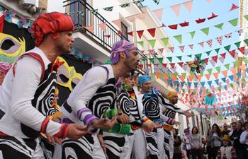 Carnaval Bollullos Par del Condado 2016, programación, Cartel…