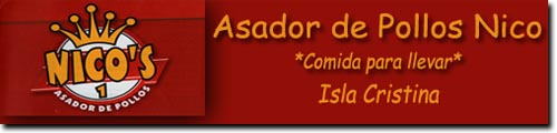 Asador de Pollos Nico logo
