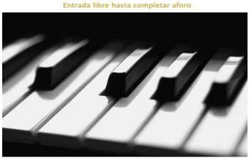 Recial Piano Alumnado del CPM Javier Perianes Huelva