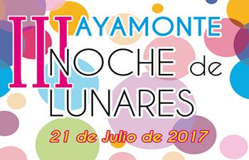 III Noche de Lunares Ayamonte