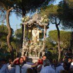 Este fin de Semana Romería de la Santa Cruz Punta Umbría