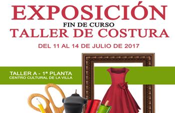 Exposición Taller de costura Cartaya