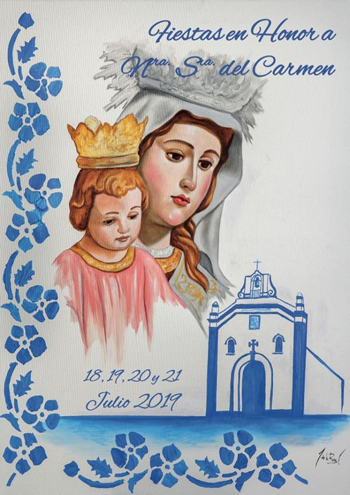 Fiestas Virgen del Carmen Ayamonte 2019
