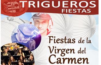 Fiestas en Honor a la Virgen del Carmen Trigueros