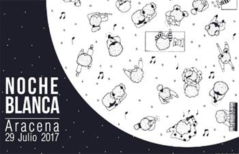 Noche Blanca de la Cultura Aracena