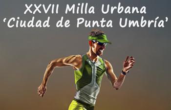 XXVII Milla Urbana Punta Umbría 2017