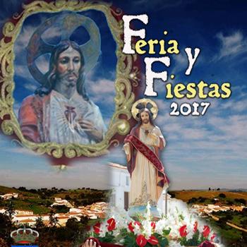 Feria en El Cerro de Andévalo julio 2017