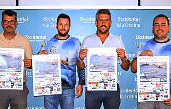 V Open de Pesca en Kayak a las playas de Isla Cristina