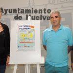 150 niños participarán en el 'VII Trofeo Colombino de Fútbol Calle 3X3