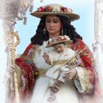 Aljaraque Fiestas patronales en honor a Ntra Sra de Los Remedios