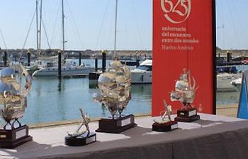 Regata Huelva-La Gomera del 525 Aniversario.