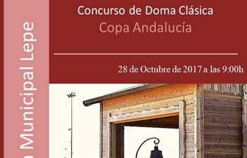 Concurso de Doma Clásica Copa Andalucía-Escuela Hípica Municipal Lepe