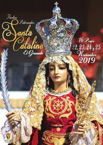 Fiestas Patronales Santa Catalina El Granado 2019