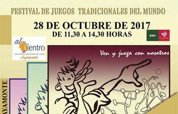 1º Festival de Juegos Tradicionales del Mundo Ayamonte
