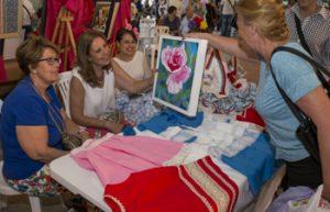 Cultura en los Barrios, talleres … Huelva